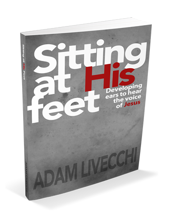 Sitting at His Feet
