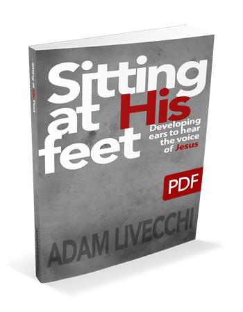 Sitting at His Feet PDF