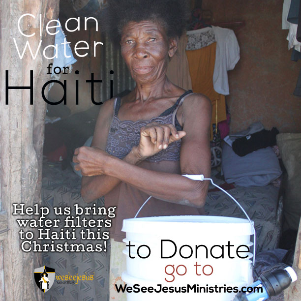 Haiti Clean Water 2017