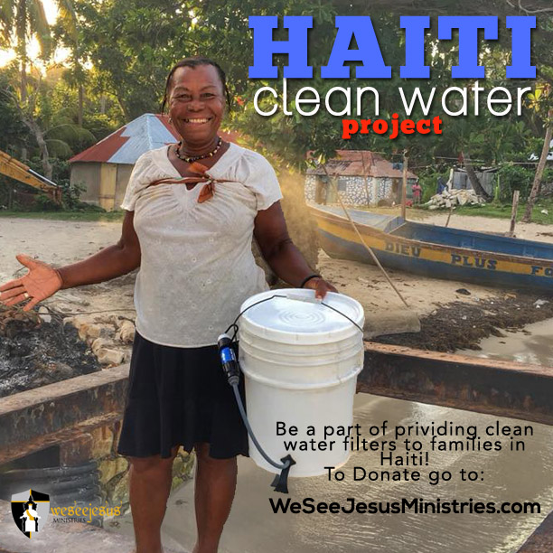 Haiti Clean Water 2018