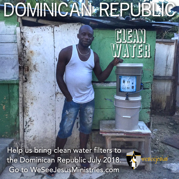 DR Clean Water 2018